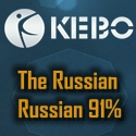 kebotech-the russian/the russian 91%